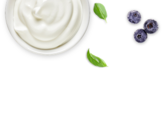 Background Yoghurt